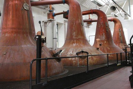 liehovar a destilovanie alkoholu