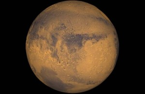 Mars, NASA/Greg Shirah