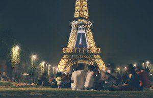 Eiffelova veža, Paríž