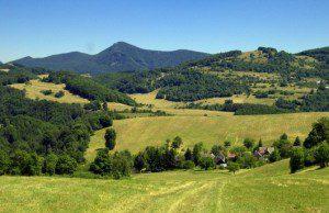 Slovensko kopce