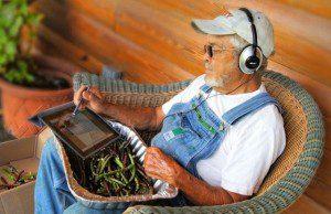 Tablet, elektronika, použitie