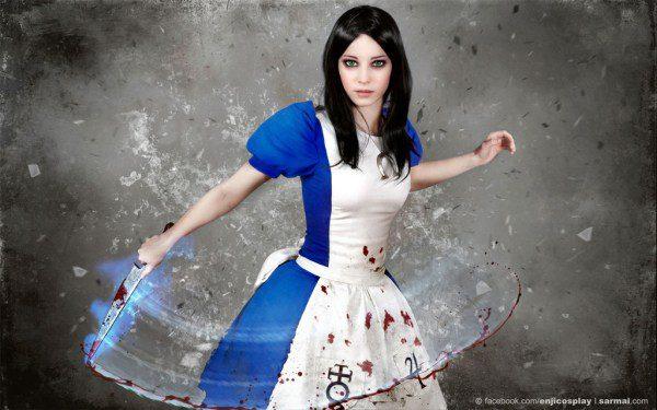 Cosplay Alice Madness Returns