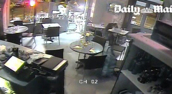 Daily mail teroristi v Paríži