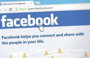 Facebook stránky