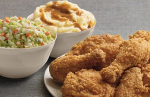 KFC history