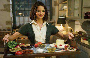 Láska na kari, gastronómia vo filme
