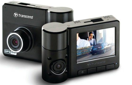 Transcend obojstranná kamera