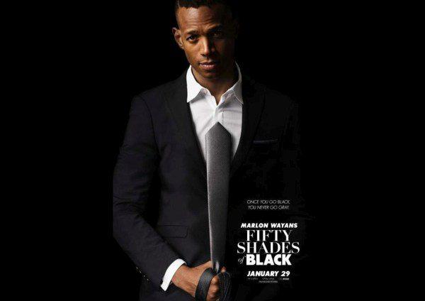 50 odtieňov čiernej film