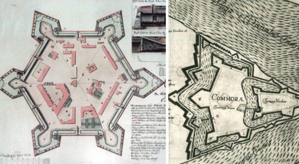 Bastiónové pevnosti na Slovensku