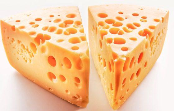 Ementál, švajčiarsky syr