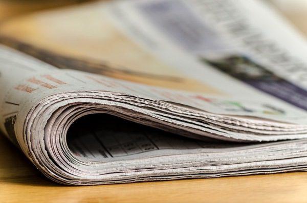 Newspaper noviny a články