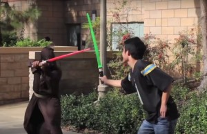 Star Wars Prank