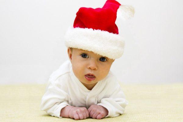 Vianoce a dieťa