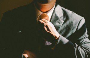 Zamestnanie kravata