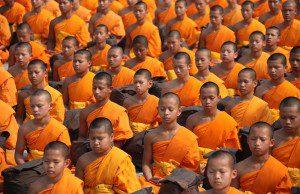 Budhizmus mnísi