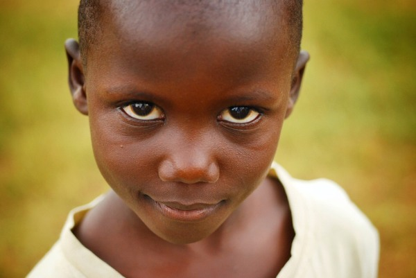 černoch, Afrika, rasa