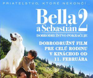 Bella a Sebastian 2