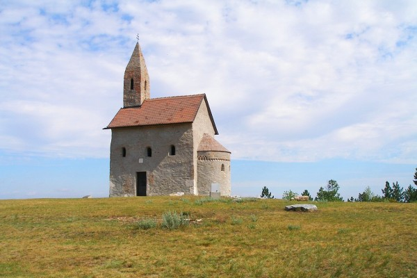 Dražovce kostolík