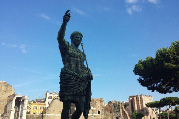 Rím a Cézar