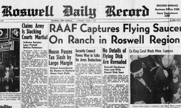 Roswell noviny