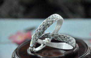 Strieborné šperky a prstene