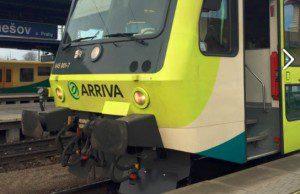 Vlaky Arriva