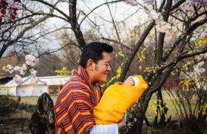 Bhután a kráľovský princ