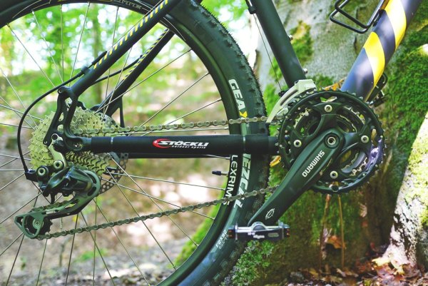 Údržba bicykla, prehadzovačka a reťaz