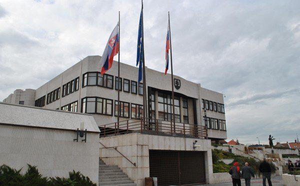Slovenský parlament, Bratislava