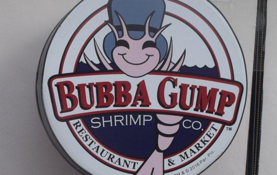 Bubba Gump krevety
