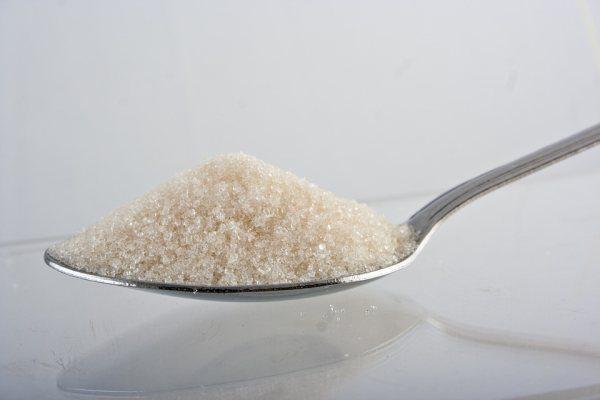 Lyžička cukru