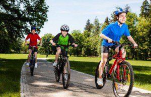 Mládež bicykle