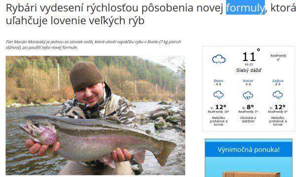 Rybári vydesení a podvodníci