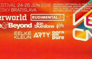 Festival Neon poster