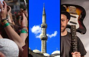 Festival pohoda minaret
