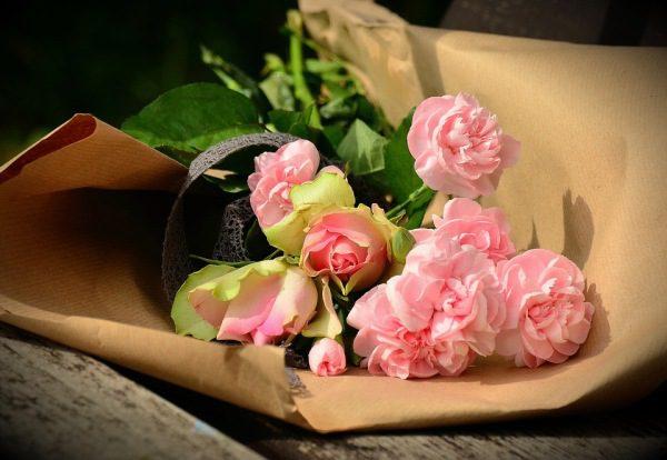 kytica a kvety