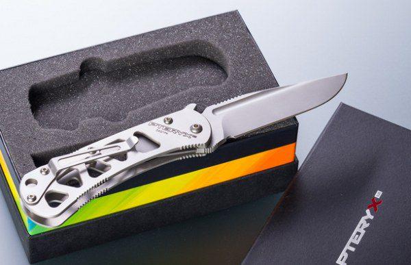 Pteryx L2 nôž