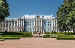 Katarínsky palác v Petrohrade