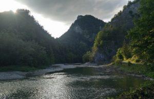 Pieniny a Dunajec, Knapík