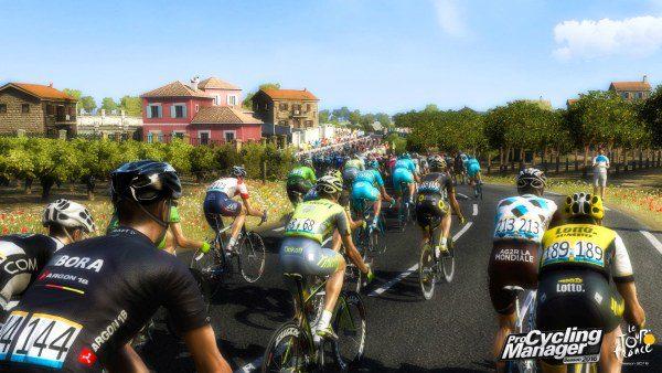 Pro Cycling Simulator 2016