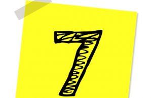 Sedem číslo