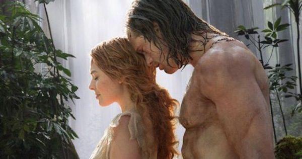 Recenze filmové novinky Legenda o Tarzanovi (ve slovenštině)