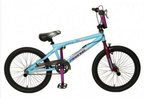 bicykel piranha BMX