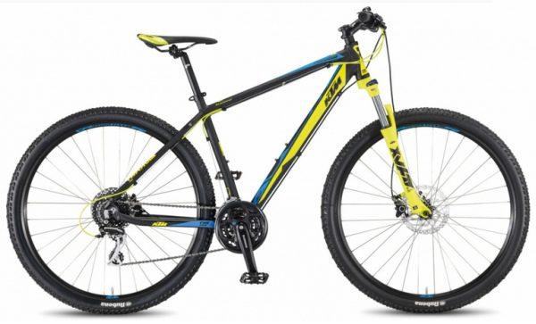 Horský bicykel