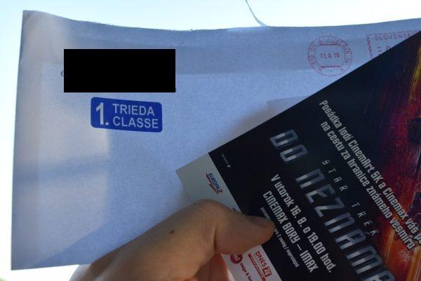 Pošta a jej úchvatná rýchlosť