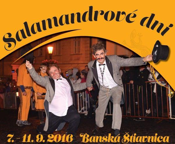 Salamandrove dni 2016