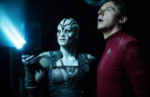 Cesta do neznáma, Star Trek