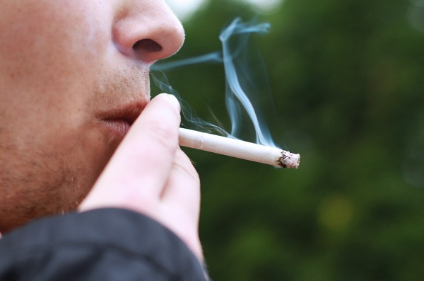 fajčiar a cigarety