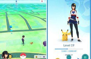 Pokémon Go - Pikachu
