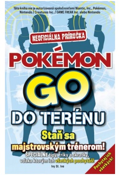 Pokémon kniha
